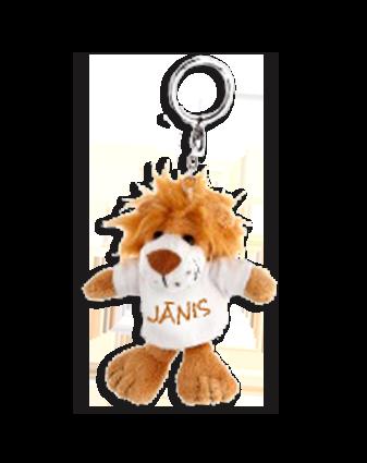Atslēgu piekariņš lauviņa B