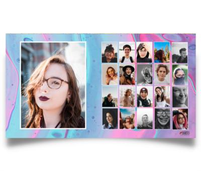 Selfiju klases foto™  izlaiduma albumi