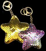 Atslēgu piekariņš - zvaigznīte